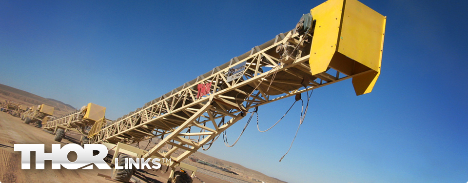 THORLINKS™ Portable Transfer Conveyor - Jump /Grasshopper